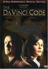 The Da Vinci Code 2006 OOP DVD (2 Disc Widescreen Spec Ed ) Sony 2006 Tom Hanks