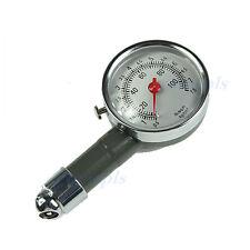 Convenient Car Dial Tire Gauge Meter Precision Pressure Tyre Measure Metal New