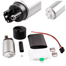 3BAR High Pressure Gasoline electric In-tank fuel pump+Free Install Kit 340L/H