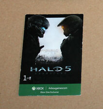 Xbox One Exclusive promo Halo 5 Card from Gamescom 2015