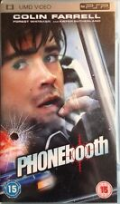 Phonebooth (UMD Video) For Sony PSP Boxed Complete