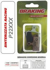 BRAKING Brake Pads Sintered Racing MTB Race Shimano Deore Br M485