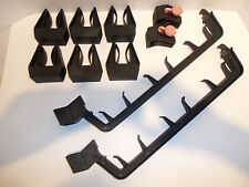 Thule Sweden Ski Carrier Car Roof Rack Set of Two No Key Winter Sports