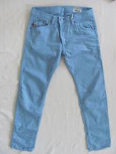 Diesel Darron Reg Slim Tapered Jeans-Slate Blue Wash 8QU- Men's Size 29-NWT $220
