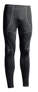 Functional Underwear With Silberwirkung, Men's Thermal Pants Long