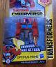 Transformers Cyberverse Optimus Prime Axe Attack Warrior Class