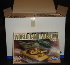 Takara Subarudo Kaiyodo World Tank Museum 9 New 10 piece Blind Box Set Sealed