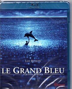 "Blu-Ray ""Le Grand Bleu"" Version Longue NEUF SOUS BLISTER"