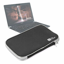 Black Laptop Carry Case Cover Bag Sleeve Pouch for Toshiba Tecra M 11 R 840