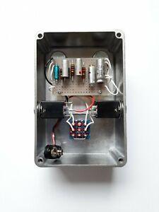 M Design Haus MK1.5 Tonebender. OC72 PNP germanium transistors.
