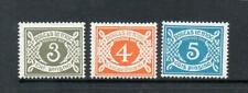 IRELAND MNH 1978 D22-24 POSTAGE DUE STAMPS