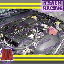 NEW 1999-2004 JEEP GRAND CHEROKEE 4.0L I6 4.7L V8 AIR INTAKE KIT S Red