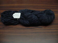 Cotton Chenille Yarn 1450 Ypp 1 Skein 4 oz. 365 yds.Color Midnight