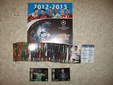 PANINI CHAMPIONS LEAGUE 2012/13  LIMITED  106 cards complete update 12/13