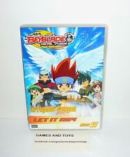 DVD VIDEO  BEYBLADE METAL FUSION LE PEGASUS D'ARGENT LET IT RIPI