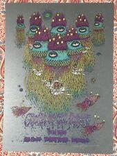 David Welker Ghosts Of The Forest Poster Phish Trey Philadelphia Pollock