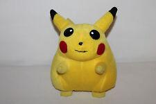 Nintendo 1999 Pokemon Pikachu Stofftier Schmusetier Kuscheltier 17cm RAR TOP