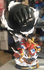 ONE PIECE ANIME FIGURE LUFFY RUFY MONKEY D RUBBER GEAR 3 VERSIONE ACTION FIGURE