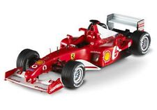 HOT WHEELS ELITE N5603 - FERRARI F2002 - SCHUMACHER CANADA GP 150th  1/43