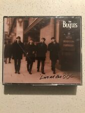 THE BEATLES - LIVE AT THE BBC - CD - 2 DISCS BOX SET - VGC