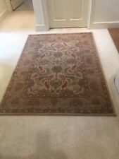 John Lewis Wool Rug Traditional Good Condition Delivery Included