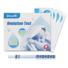 Wondfo Ovulation Test Over 99% Accuracy LH Home Urine Test 50 strips/box
