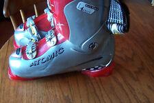 Atomic BETA Race Titanium Ski Boots Used Size 9 Mondo 27  317 MM