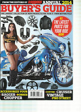 BAGGERS ANNUAL 2014 BUYER'S GUIDE,  ISSUE, 2014 ( THE LARGEST COLLECTION OF NEW