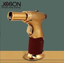 USA STOCK JOBON Flame Cigar Cigarette Lighter Butane Spray Gun Welding Jet Torch