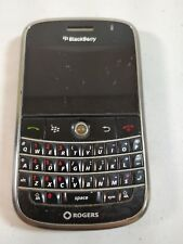 BlackBerry Bold 9000 Smartphone locked to Rogers as is untested
