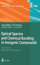 Optical Spectra And Chemical Bonding In Inorganic Compounds: Special Volume...