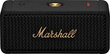 Marshall - Emberton Portable Bluetooth Speaker - Black & Brass