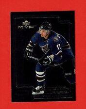 1999-00 Upper Deck MVP DRAFT REPORT insert # DR6 Peter Bondra / Kris Beech