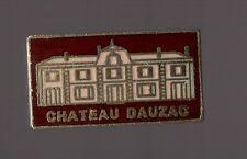 Pin's boisson / Vin - Chateau Dauzac (EGF signé CMC)