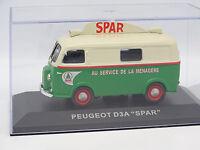 Ixo Presse 1/43 - Peugeot D3A SPAR