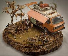 VW Camper Van 1:24 Scale