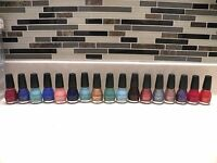 SINFUL COLORS Professional CORE COLLECTION Nail Polish/Enamel NEW YOU CHOOSE