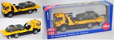 Siku Super 2712 03804  MB Atego 1528 Abschleppwagen ÖAMTC & Wiesmann grün
