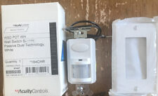 Sensor Switch WDS PDT WH Control Wall Motion Detector Switch Dual Technology