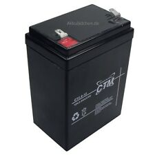 Blei-Gel Akku CTM 12V 2,6Ah Waeco PowerVac Verstärkersystem VT 410 Batterie Accu