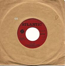 "DELANEY & BONNIE + FRIENDS - MISS ANN + LET ME BE YOUR MAN 7""  EX CONDITION 1971"