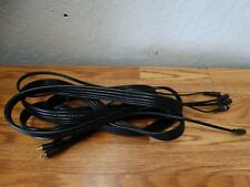All System Broadband RCD Audio Video Cables 12 Ft