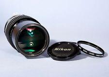 Nikon Nikkor 200mm f/4 lente principal * AI * Excelente