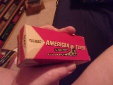 American Flyer 706 Uncoupler in Red & White Box