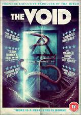 The Void Aaron Poole Horror Sci-fi 1 DVD 2017 VGC