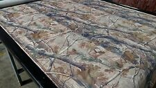 "Realtree AP Flock Velvet Sueded Upholstery Fabric BTY 56"" Wide Camouflage Soft"