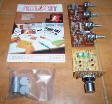 Previo Stereo a transistores Sales - Kit modelo 115 completo y montado . N.O.S.