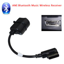Car Autos Bluetooth Wireless Module Radio Stereo AUX Cable Adapter Fit For Audi