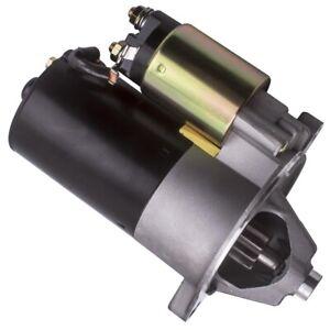 Hi Torque Starter Motor For Ford V8 289 302 351 Cleveland Windsor XA XB XC XD XE