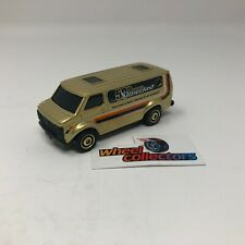 Chevy Van 50th Superfast * Matchbox Diorama LOOSE 1:64 * F671